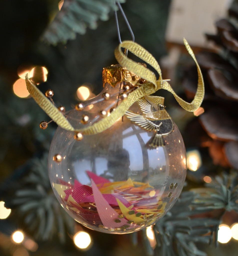Memory Ball Ornament