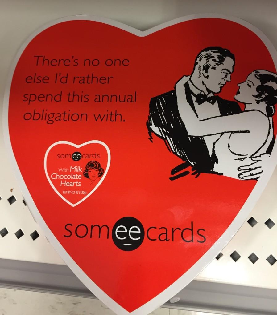 Funny Valentine Chocolates