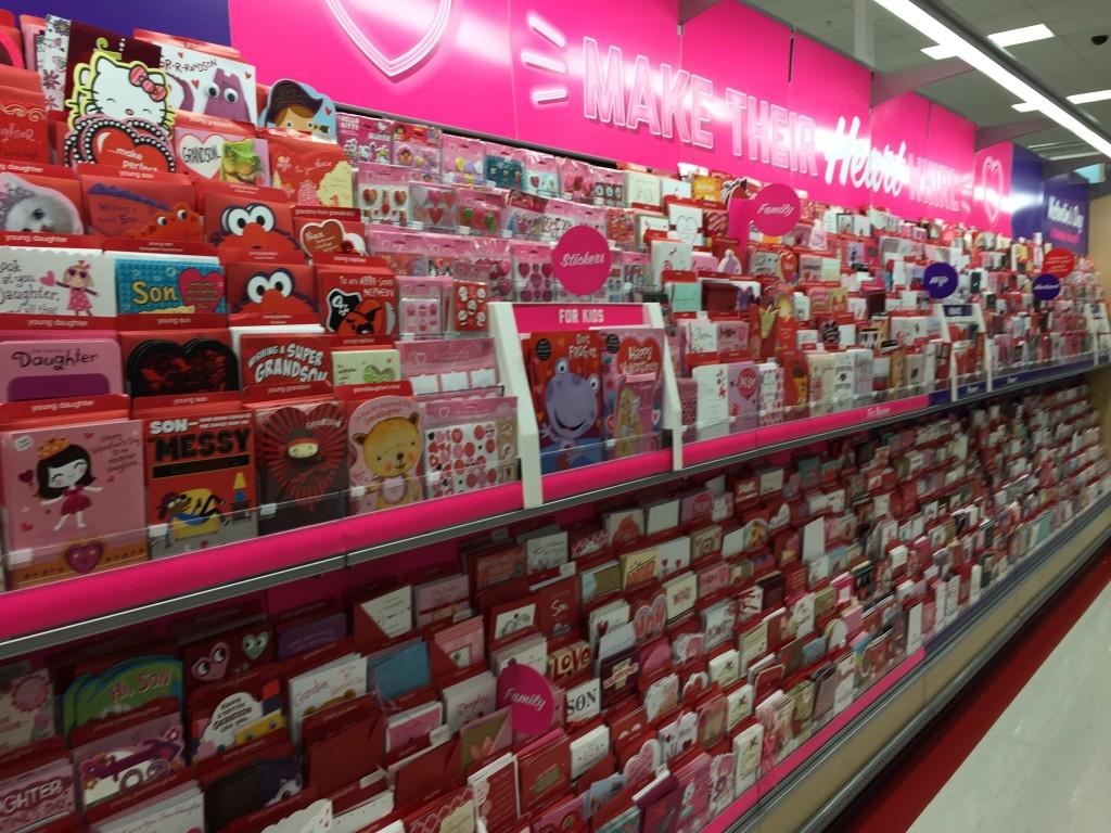 Target Valentine Cards