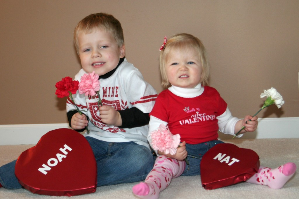 Valentine Photo Shoot